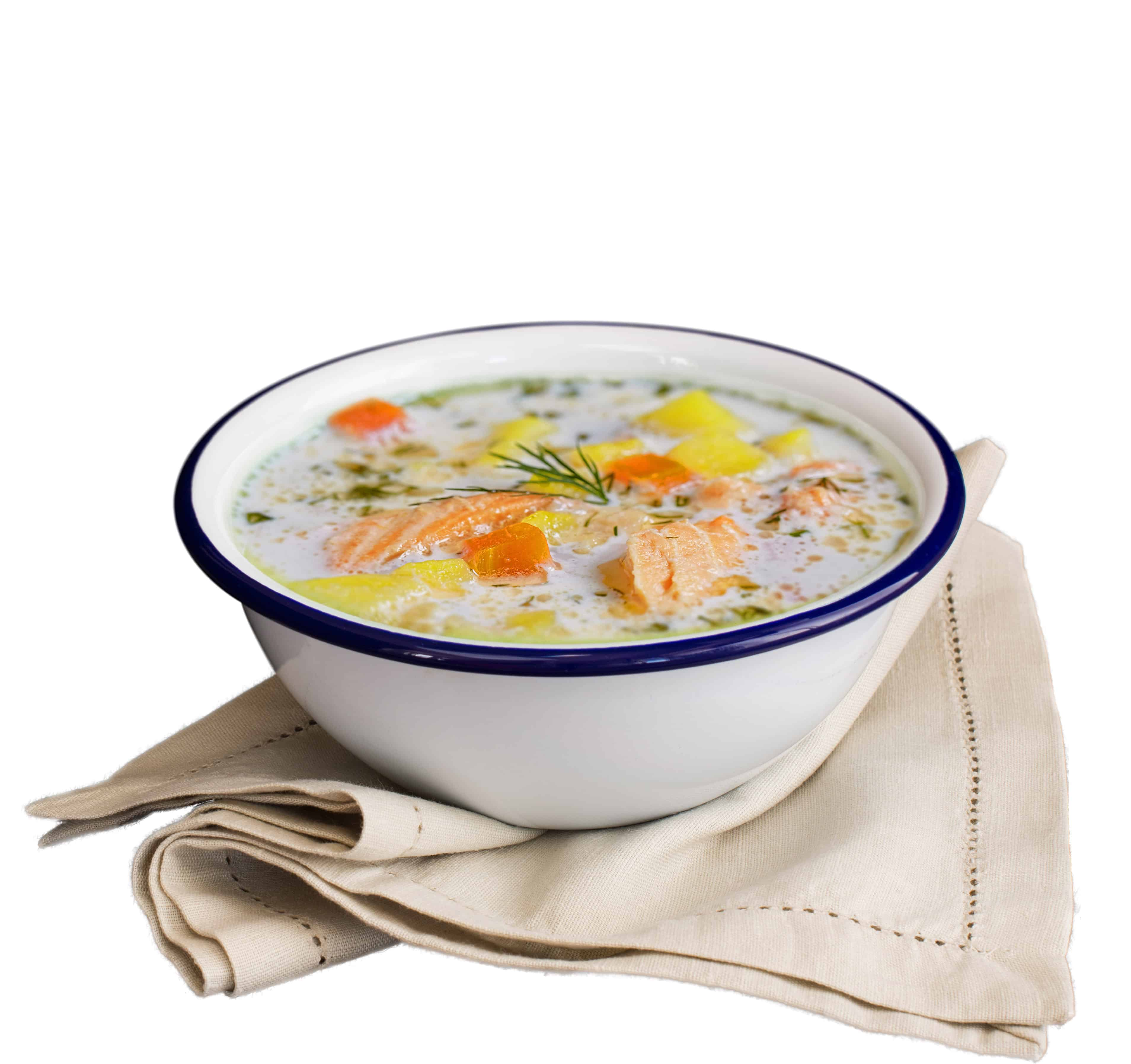 ОбедБуфет Зимнее пополнение в меню рестомаркета «ОбедБуфет» soup 1