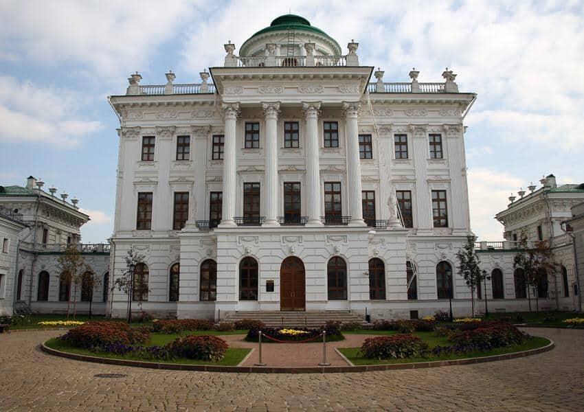Дом Пашкова Российская государственная библиотека Российская государственная библиотека       2