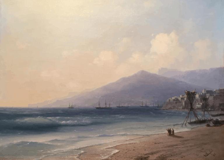 Выставка «Собирательный образ. Пейзаж»  Ретро, пейзажи и сюрреализм: бесплатное воскресенье в городских музеях 2