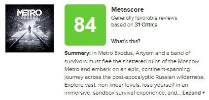 metro: exodus Metro: Exodus. Steam или Epic Games? fttcdEOGsXs