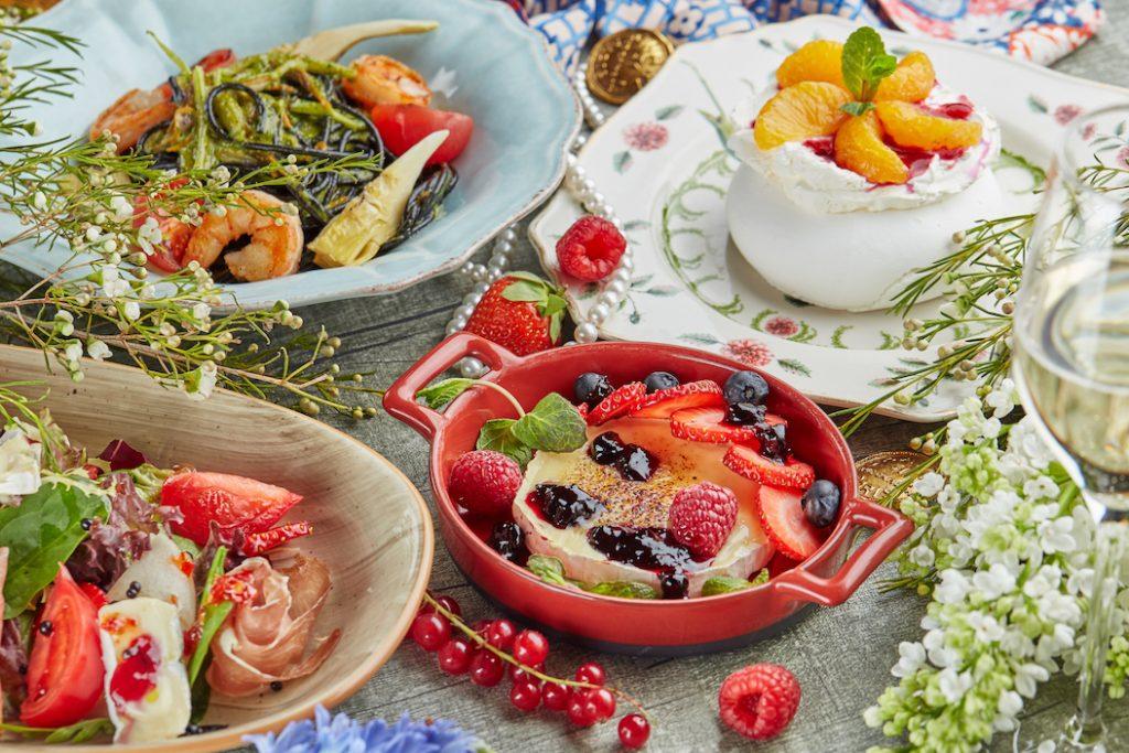 Сет 8 марта Food Embassy 8 марта 8 марта в ресторанах Москвы        8            Food Embassy 1024x683
