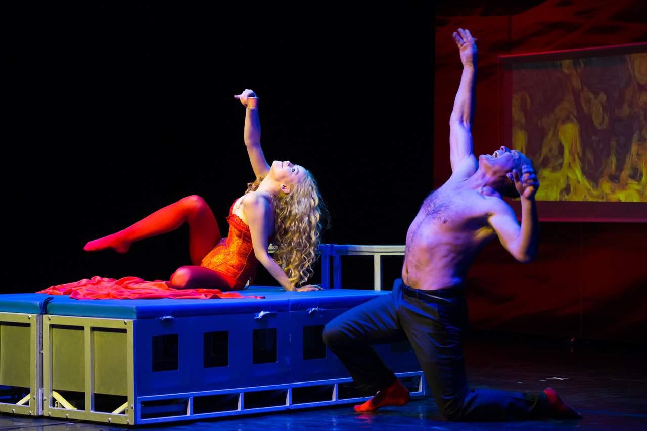театр Луны «Не бойся жизни, Коля!» : премьерный спектакль «Солнышко моё» в Театре Луны OdB1MSI0FwM