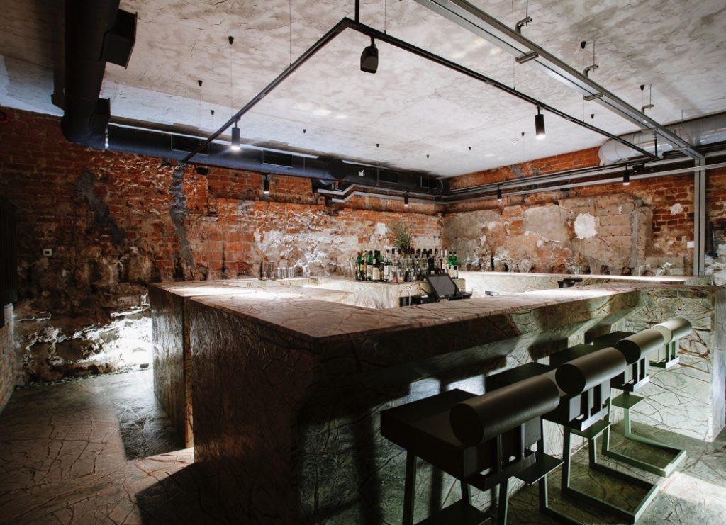 hydra Hydra – новый бар на Никитском бульваре            17 1024x741