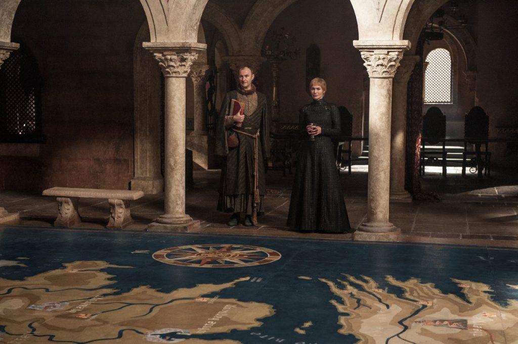 Игра Престолов Заключительный сезон Game of Thrones                                 1 1024x681