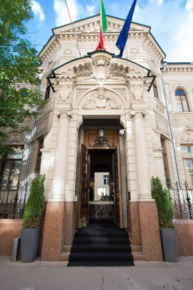 Посольство Италии в Москве посольства в Москве Самые красивые посольства стран в Москве 3IVN29c0omk