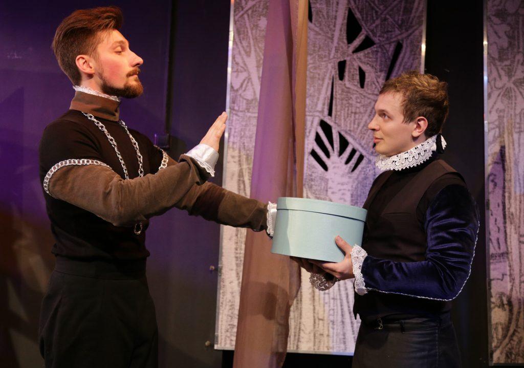 Андрей Щукин Андрей Щукин: Пока существуют мысли и переживания, театр будет жить IMG 7218 1024x719