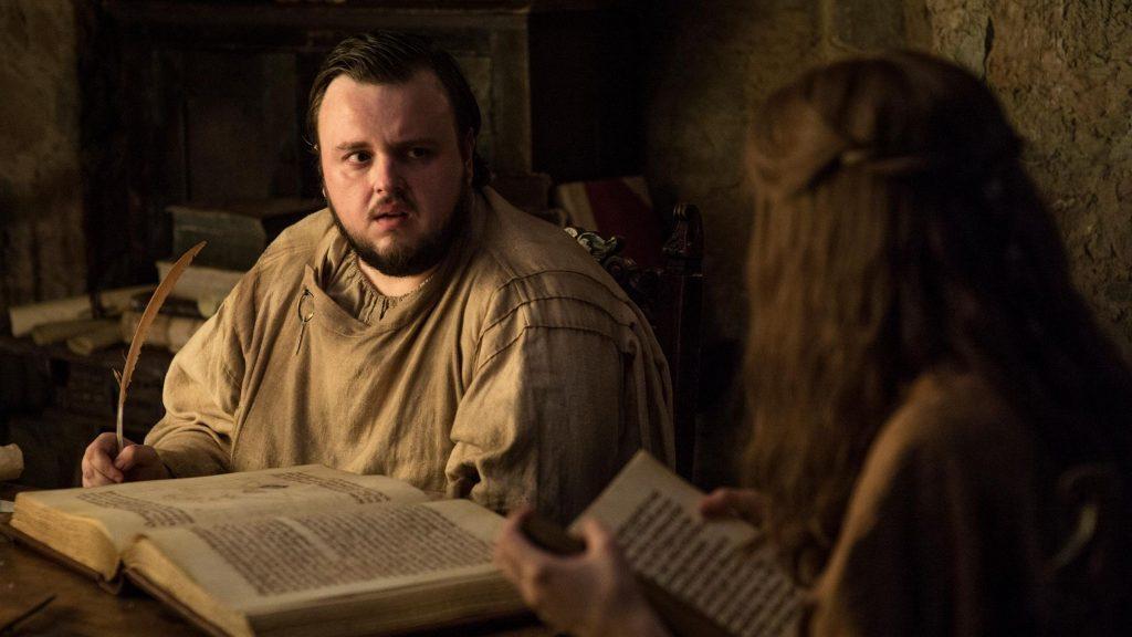 Игра Престолов Заключительный сезон Game of Thrones Sam 1 1024x576