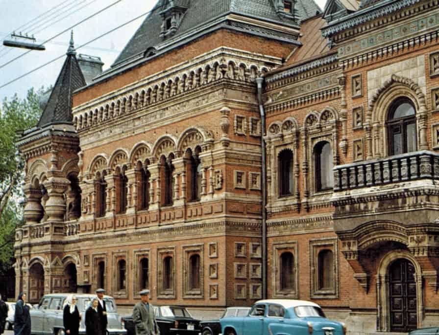 посольства в Москве Самые красивые посольства стран в Москве pos france moscow