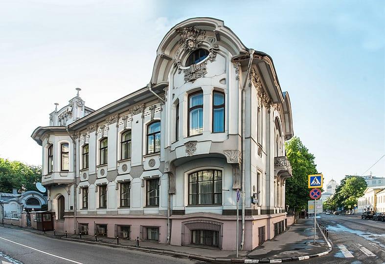Посольство Новой Зеландии в Москве посольства в Москве Самые красивые посольства стран в Москве povar 44 0