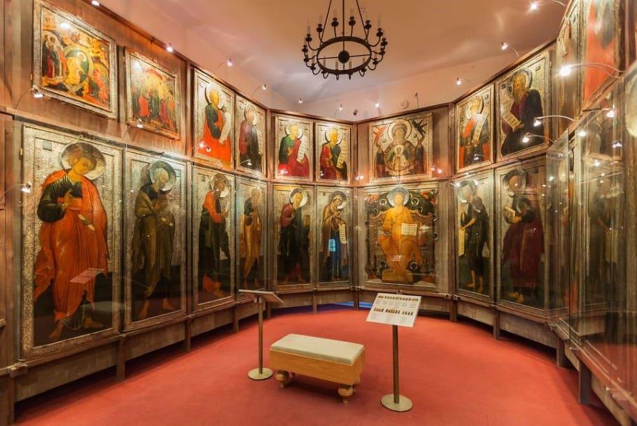 РПЦ и Спасо-Андроников монастырь РПЦ претендует на Спасо-Андроников монастырь в Москве 679480 original 1