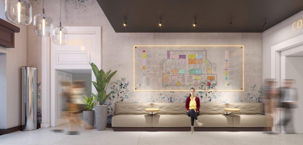 Гастромаркет «Балчуг» гастромаркет «Балчуг» Новый гастромаркет «Балчуг» откроется в двух шагах от Красной площади Balchug 3D Interior09 1024x490
