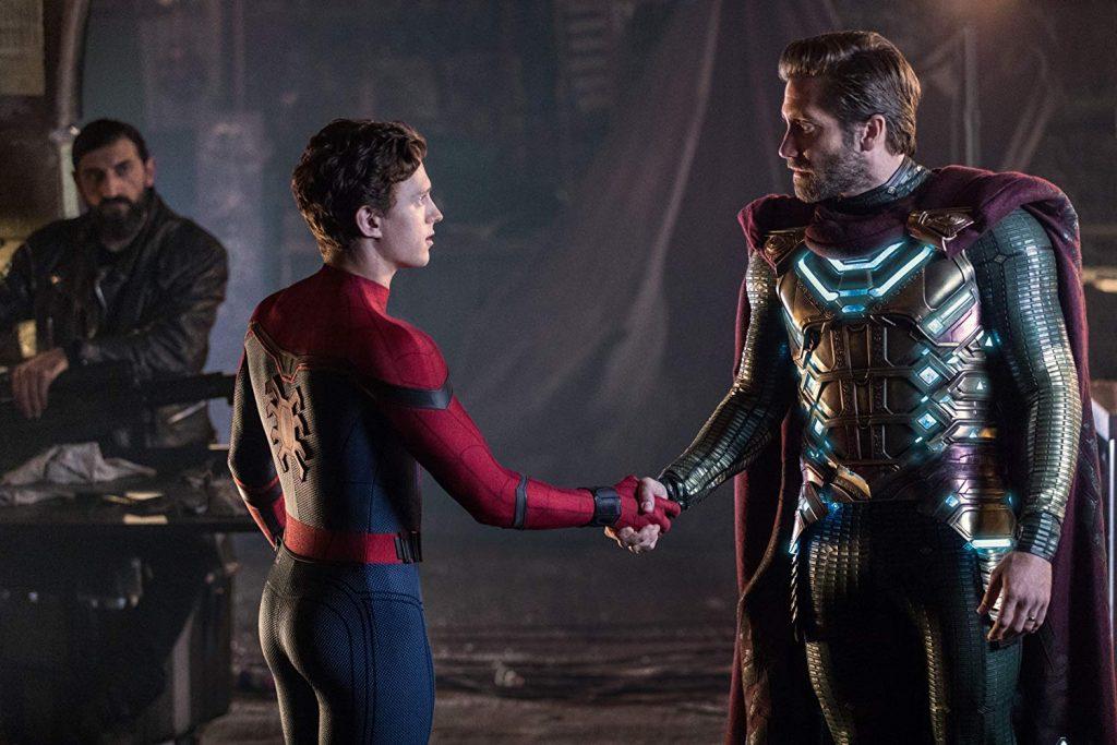 «Человек-паук: Вдали от дома» фильмы Самые ожидаемые фильмы июля 2019 IMDb 1024x683