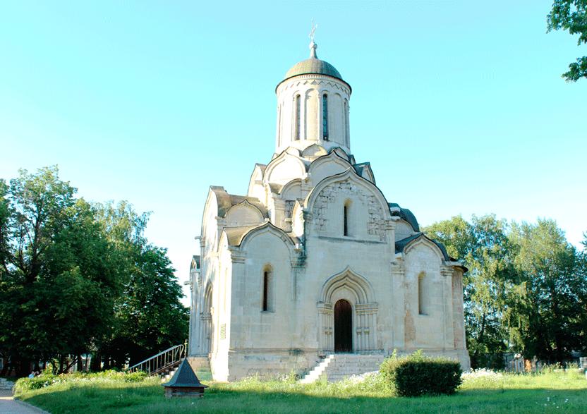 Спасский собор Андроникова монастыря Спасо-Андроников монастырь Спасо-Андроников монастырь IMG 1201