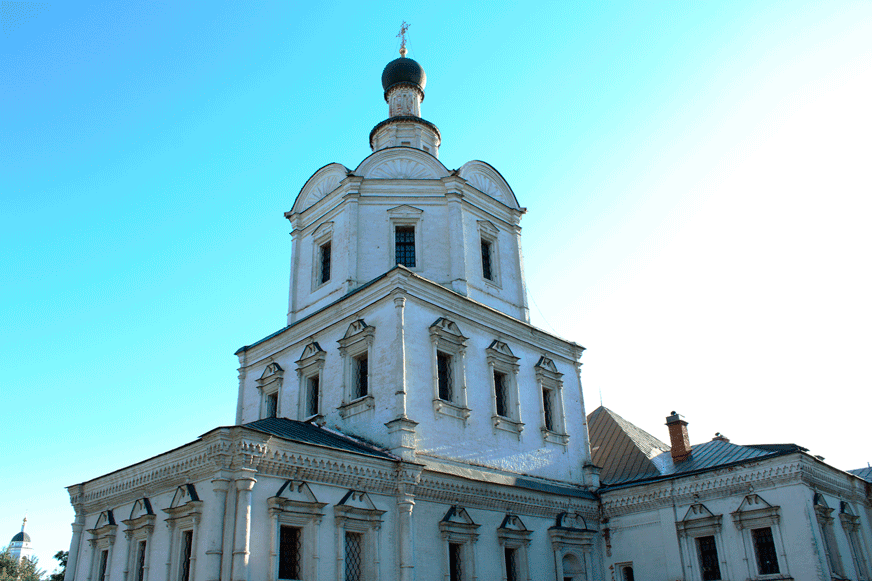 Церковь Архангела Михаила Спасо-Андроников монастырь Спасо-Андроников монастырь IMG 1207