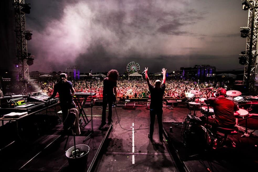 infected mushroom Infected Mushroom возвращаются в Россию с новым альбомом! photo promo liveband 1
