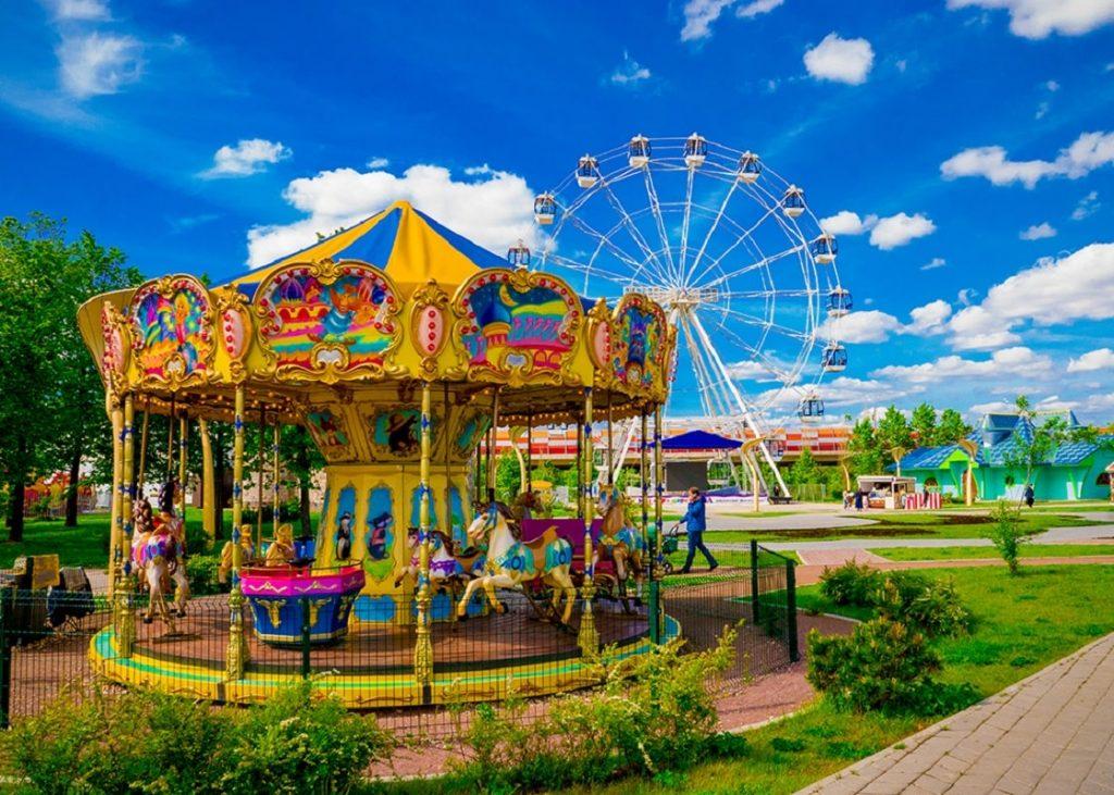 семейный парк Сказка Летний сезон в парке «Сказка»                      min 1024x731