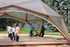 Парк «Музеон» «Музеон» отпраздновал свое 27-летие: репортаж из парка IMG 5333 300x200