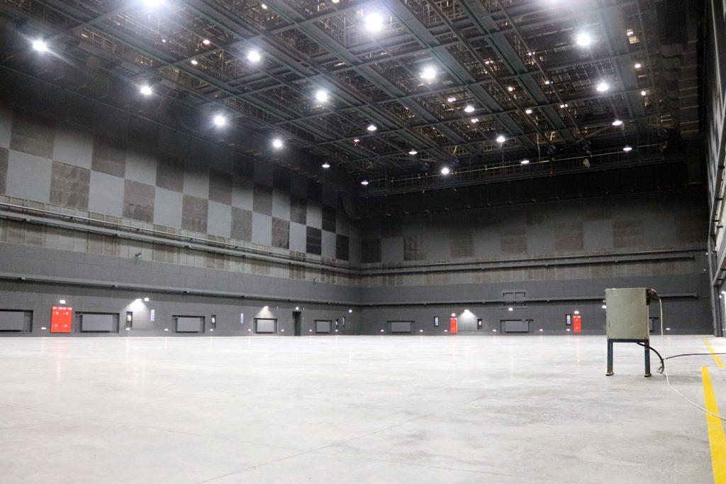 Новый павильон на Мосфильме павильон на Мосфильме Один из крупнейших в Европе кинопавильонов появился на Мосфильме IMG 6111 1024x682