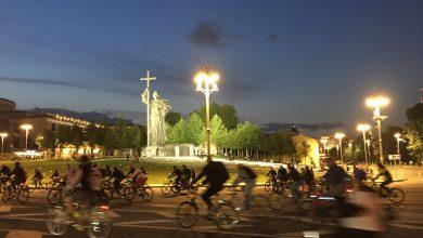 Photo of По ночной Москве прокатились тысячи велосипедистов ночной велофестиваль По ночной Москве прокатились тысячи велосипедистов IMG 7199 390x220