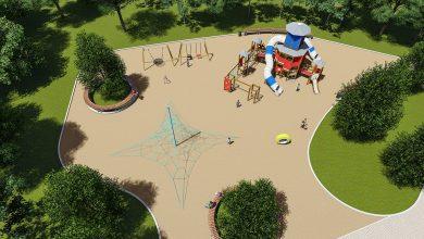 Photo of В парке «Дубки» на севере Москвы обустраивают детские площадки  В парке «Дубки» на севере Москвы обустраивают детские площадки                     390x220
