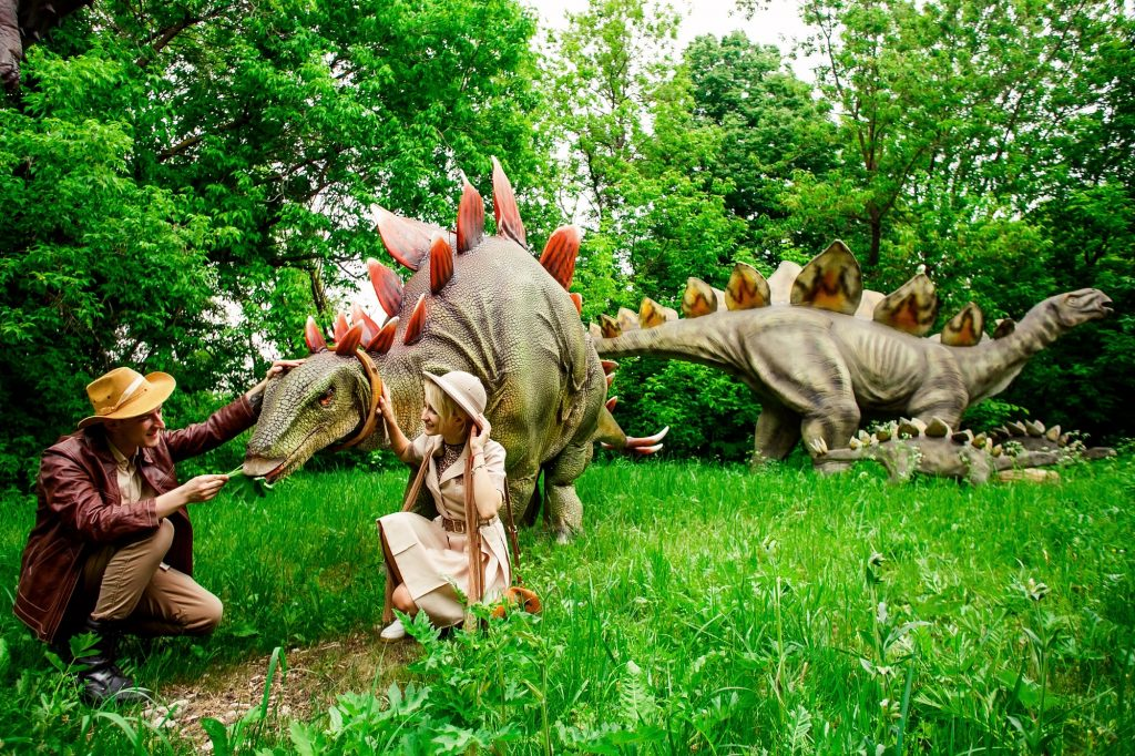 Динозавры. Затерянный остров Влада Чижевская о том, где встретить Динозавра и побывать на Затерянном острове 1Image066 min 1024x682