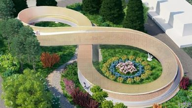 Photo of «Лента Мебиуса» и сад пяти чувств: на ВДНХ строят новый ландшафтный аттракцион  «Лента Мебиуса» и сад пяти чувств: на ВДНХ строят новый ландшафтный аттракцион                                    390x220