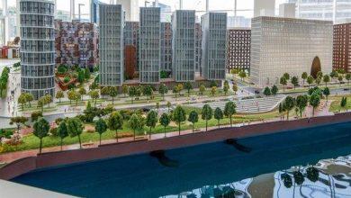 Photo of Набережная Марка Шагала станет новым городским парком  Набережная Марка Шагала станет новым городским парком                                              390x220