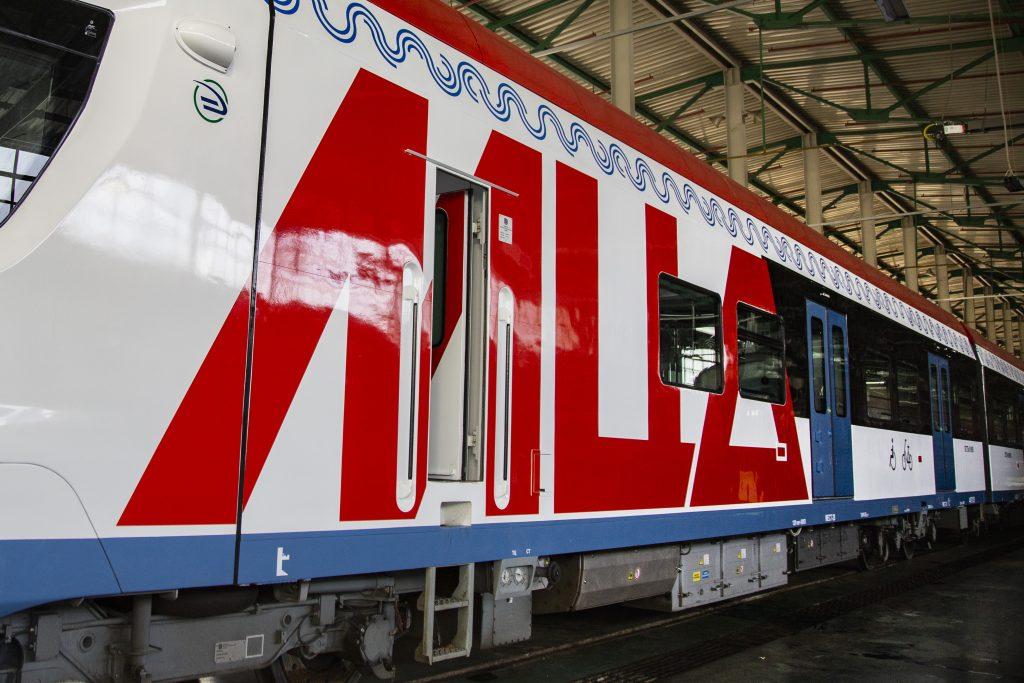 На вагонах поездов «Иволга» появятся двухметровые буквы с надписью «МЦД» На вагонах поездов «Иволга» появятся двухметровые буквы с надписью «МЦД» IMG 4596 2 1024x683