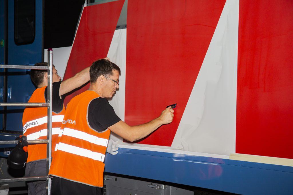 На вагонах поездов «Иволга» появятся двухметровые буквы с надписью «МЦД» На вагонах поездов «Иволга» появятся двухметровые буквы с надписью «МЦД» IMG 4703 2 1024x683