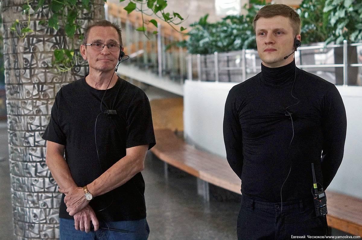 Андрей Шарнин Андрей Шарнин и Борис Никишкин: Мы стремимся к настоящему цирку, который идёт изнутри Vernadka