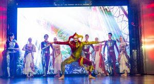В московском метро состоялся предпремьерный показ фрагментов балета «Дракула» В московском метро состоялся предпремьерный показ фрагментов балета «Дракула» 191031 IDN 2785 300x164
