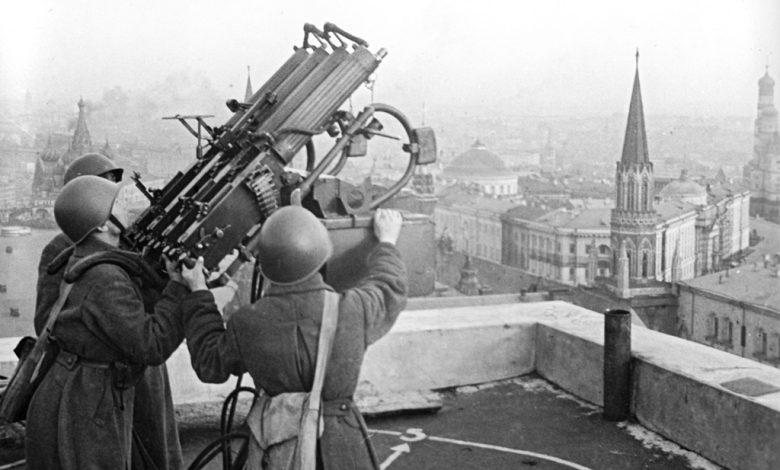 Photo of Не отдадим Москвы! битва за москву Не отдадим Москвы! RIAN archive 887721 Defense of Moscow 780x470