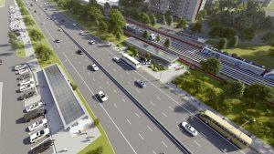 Переходить Дмитровское шоссе станет безопаснее pesh2 300x169