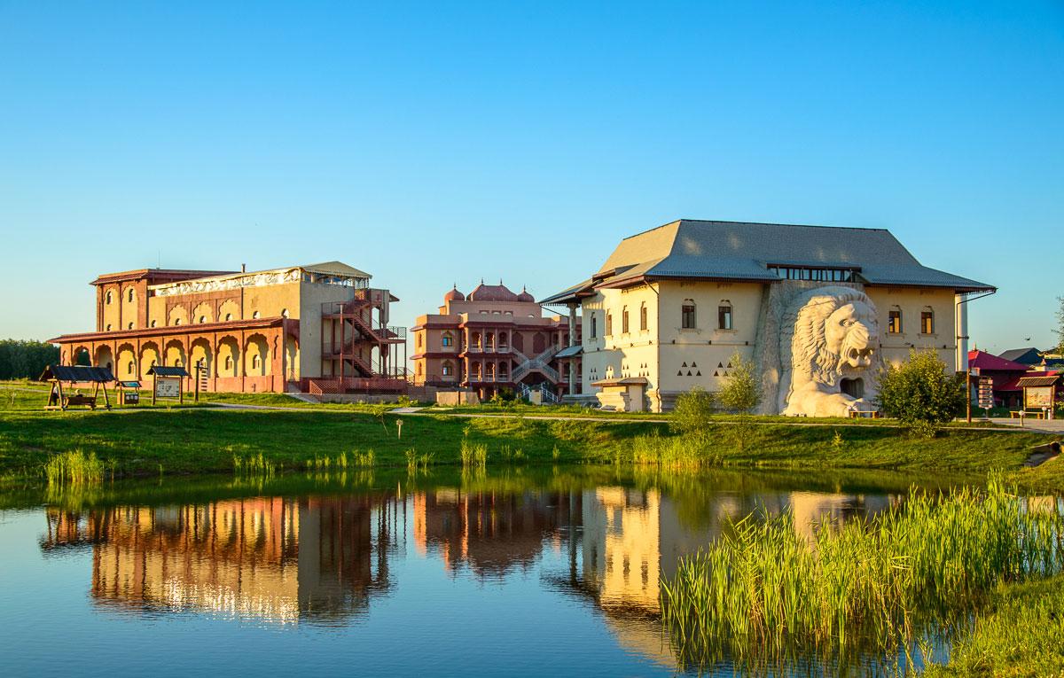 омолаживают музей этномир калужская область фото находится нижней