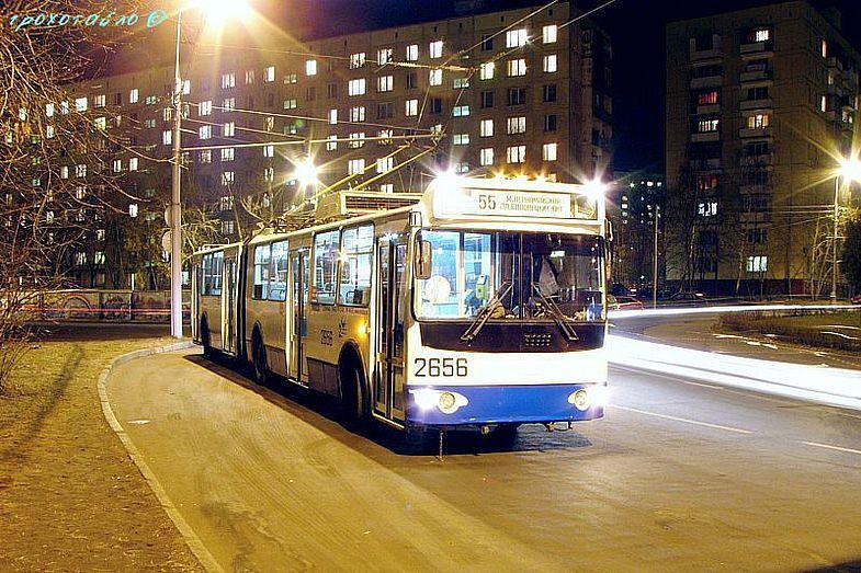 Маршрут автобуса 781 на карте.