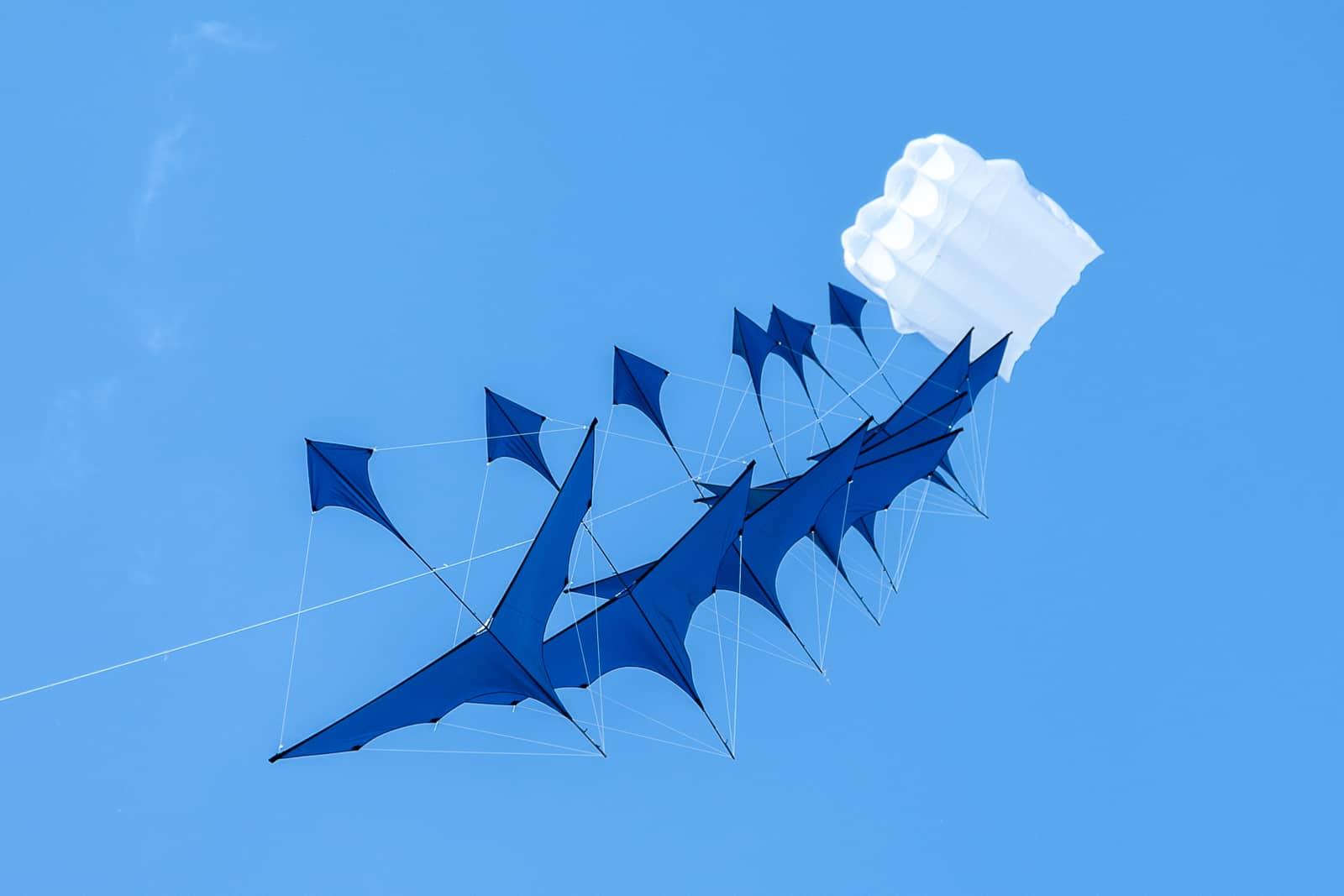 Воздушный змей своими руками AlexGyver Technologies 18